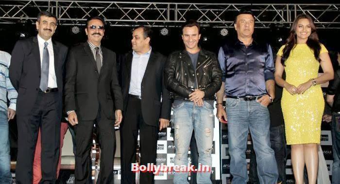 , Sonakshi Sinha sizzles at Bullett Raja Press Meet