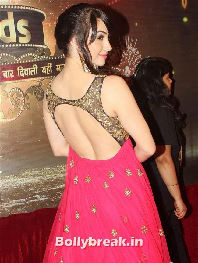 Lauren Gottlieb, ITA Awards 2013 - Red Carpet Pics