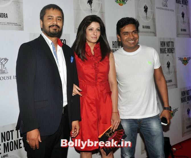 Abhishek Kapoor, Pragya and Mushtaq Sheikh, Shilpa Shetty - How not to make Money Bash