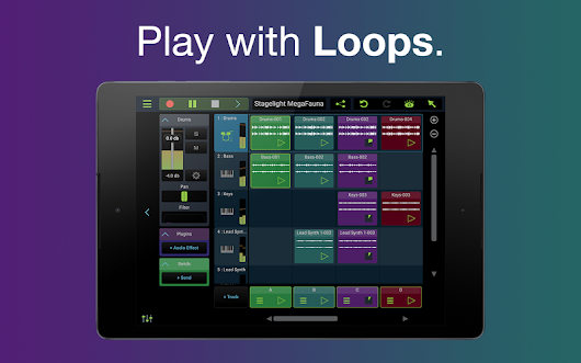 TOP 10 FREE MUSIC MAKING APPS FOR ANDROID