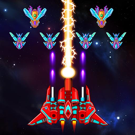 Galaxy Attack: Alien Shooter v34.7 Mod