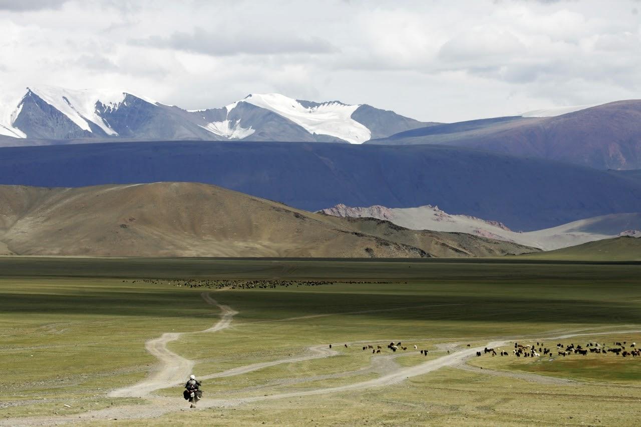 wyprawy motocyklowe do Mongolii