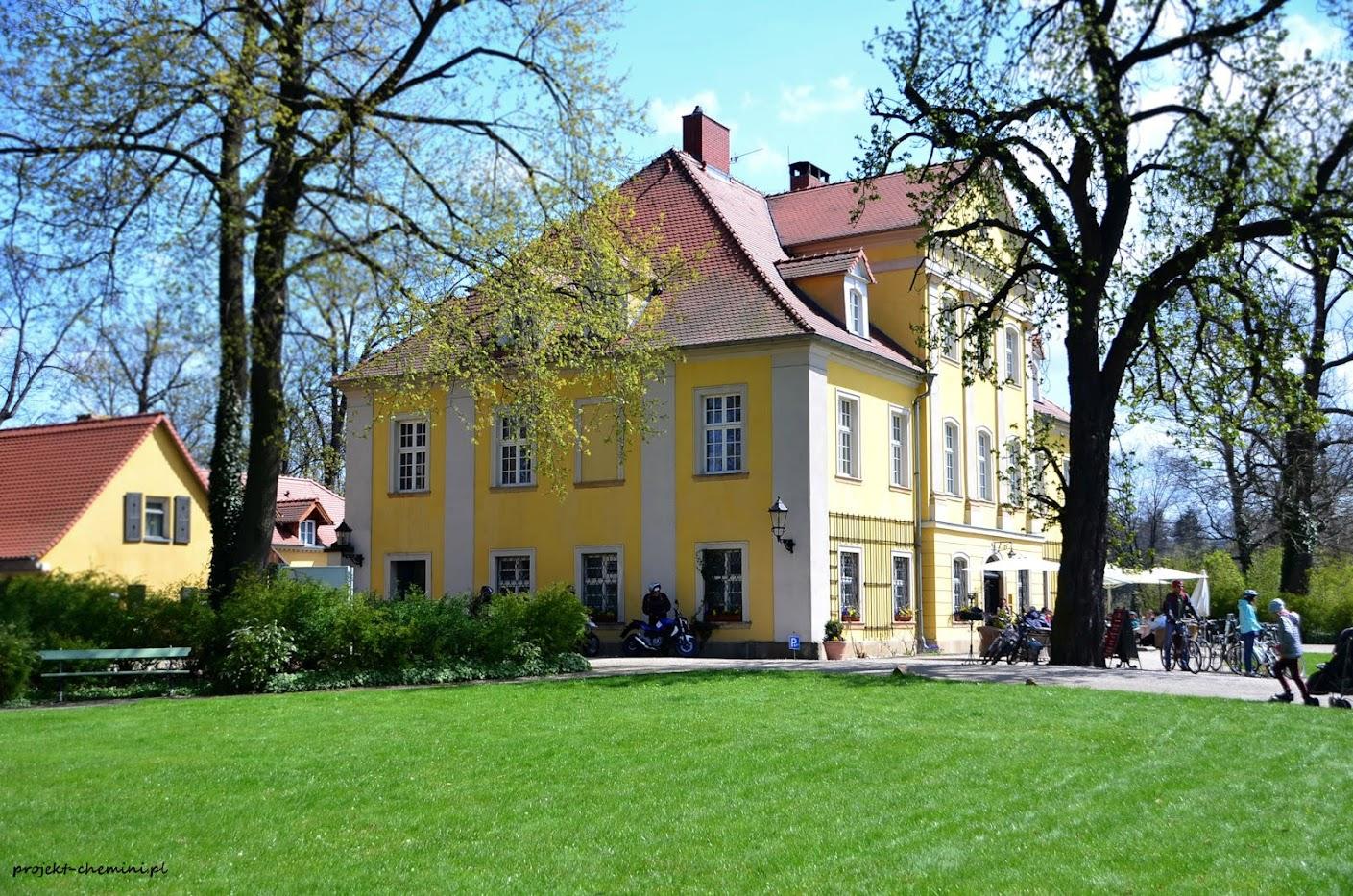 Dom Wdowy w Łomnicy