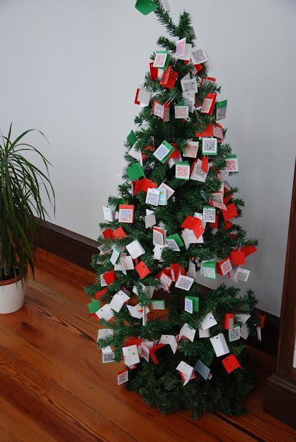 xmas tree COP21