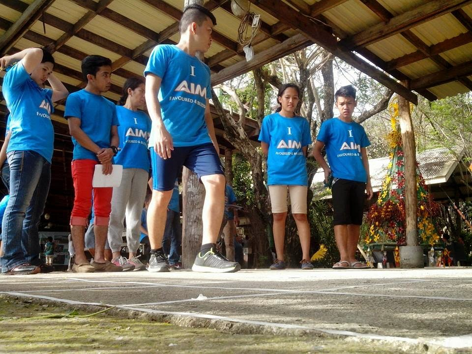 AIM Global PSGW 1 Team Building at Papa Kit's Marina and Fishing Lagoon in Lilo-an Cebu Philippines
