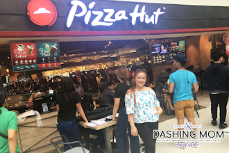 Pizza Hut opens all-new SM Mall of Asia Flagship Store with unique features