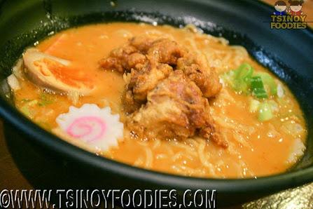 spicy karaage ramen