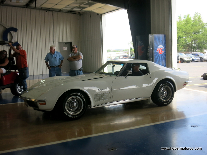 Hover Motor Company 2017 Vette City Classic Car Auction