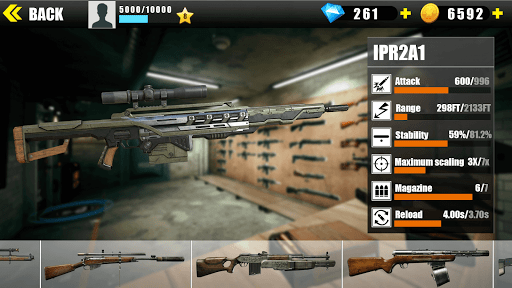 FPS Shooting Master Hack Cho Android