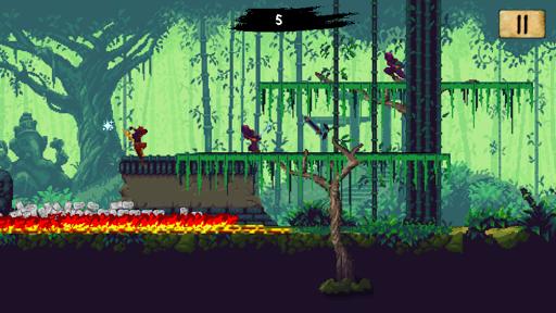Game Ninja Scroller The Awakening Hack