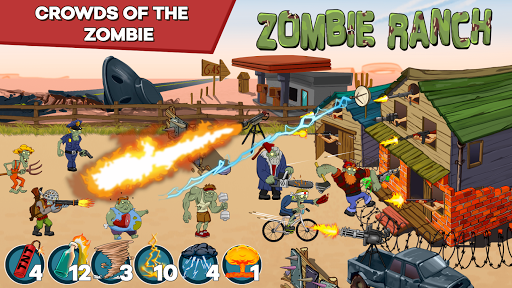 Game Zombie Ranch Mod Cho Android