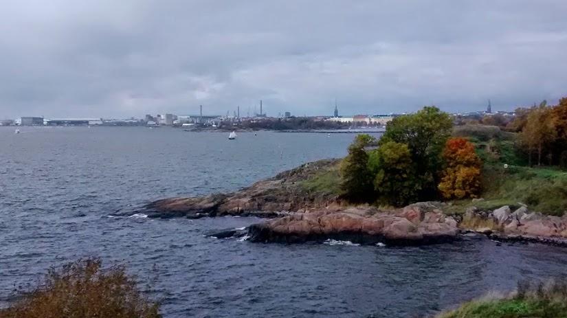 Fortaleza de Suomenlinna (Finlândia)