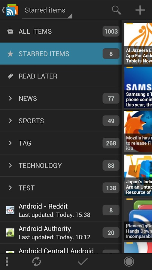 gReader Pro | Feedly | News v3.5.6 APK News & Magazines Apps Free Download