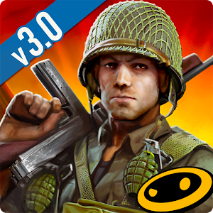 FRONTLINE COMMANDO: D-DAY 3.0.4 (Mod Money) for Android