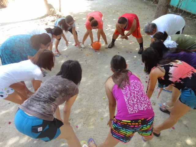 Trends and Technologies Inc 2013 team building in Cordova Cebu Philippines