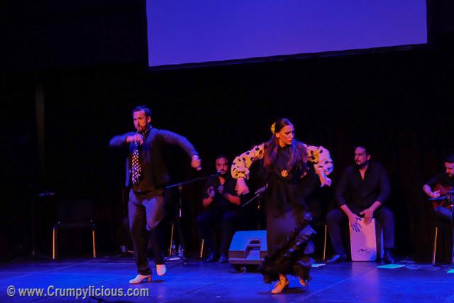origen flamengco show