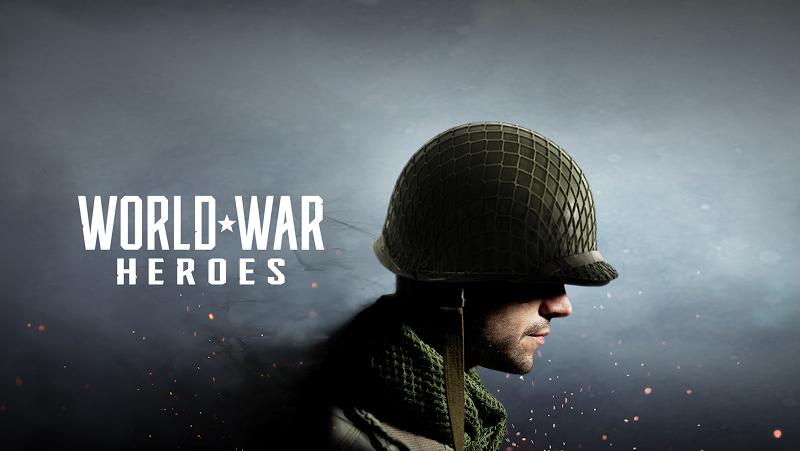 BAIXAR: World War Heroes v1.5.2 APK MOD CONTA VIP (ATUALIZADO)