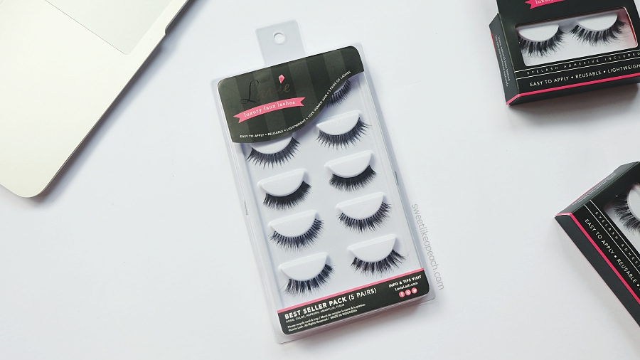 Lavie Lash Value Pack Best Seller