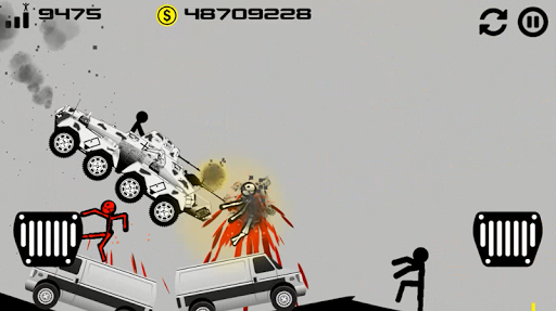 Monster Truck Killer Hack