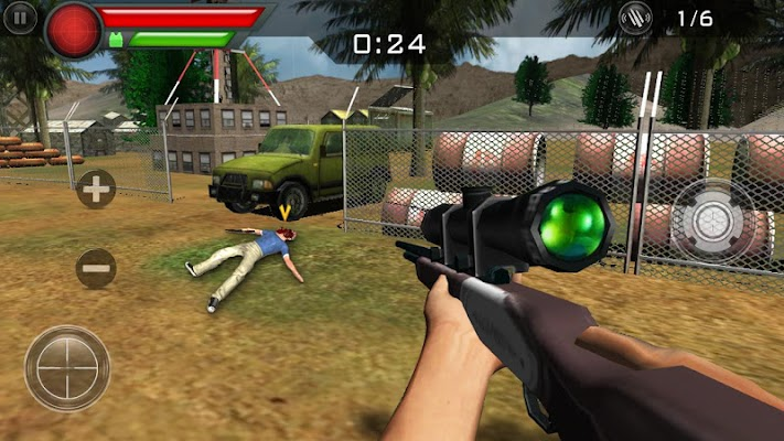 Sniper Shooting v1.2 APK