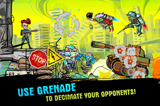 Dead Age Zombie Adventure & Shooting Game Mod Cho Android