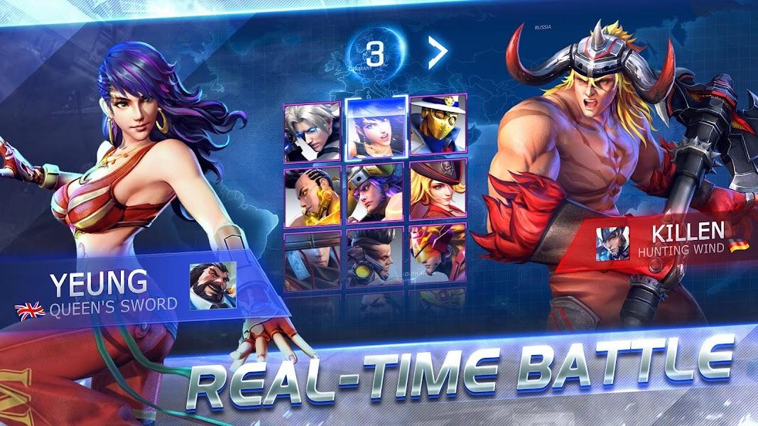 Final Fighter Screenshot 03