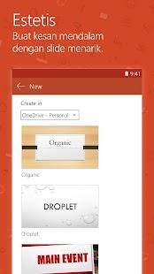 Download Aplikasi Microsoft PowerPoint Apk untuk android 2017