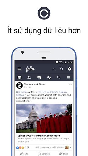 Fella cho Facebook miễn phí