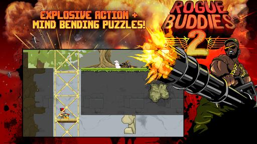 Rogue Buddies 2 Hack Full Tiền Vàng Kim Cương Cho Android