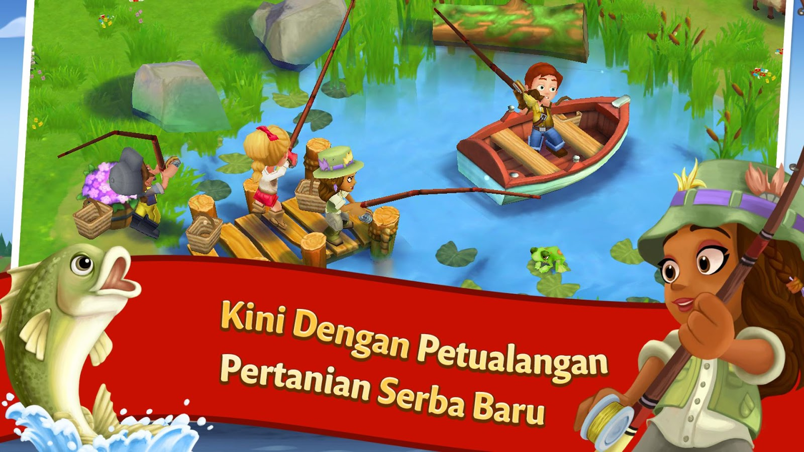 Permainan FarmVille 2: Country Escape Apk 2017