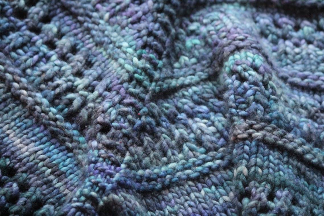 Malabrigo rasta azules