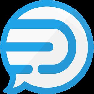 Dash SMS/Messenger ottima app per gestire da un'unico posto Sms e Messaggi di Chat