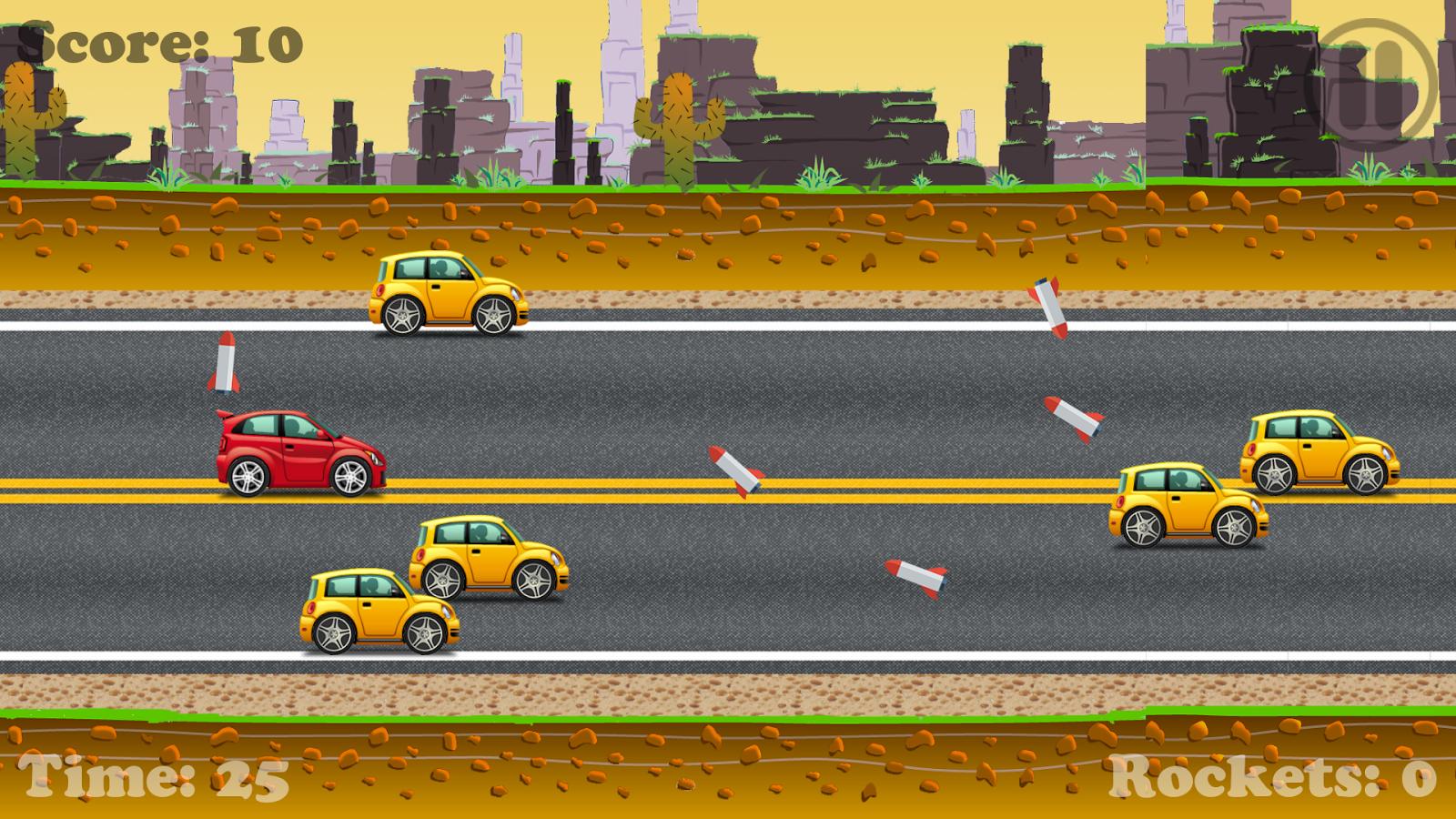 Crazy Speed Racer