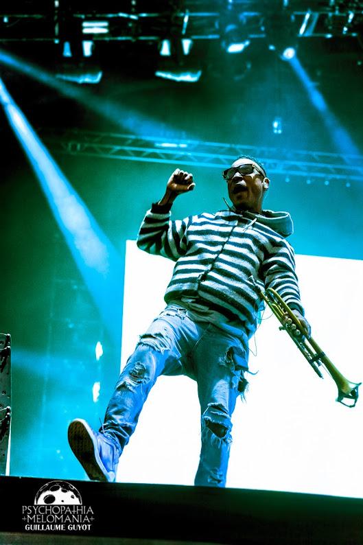 Macklemore & Ryan Lewis @Main Square Festival 2016, Arras 02/07/2016