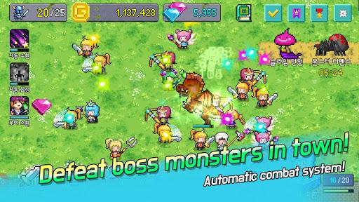 Hero Evolution Mod Full Tiền Vàng Cho Android