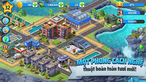 Game Xây Dựng Thành Phố City Island 5 Full