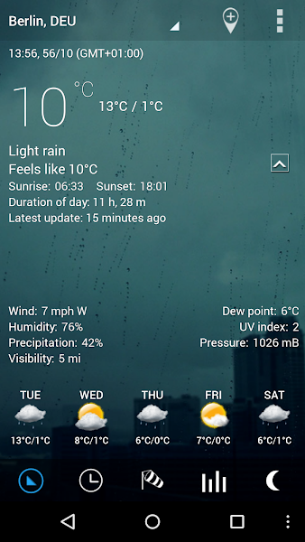 sense-flip-clock-weather-pro-screenshot-2