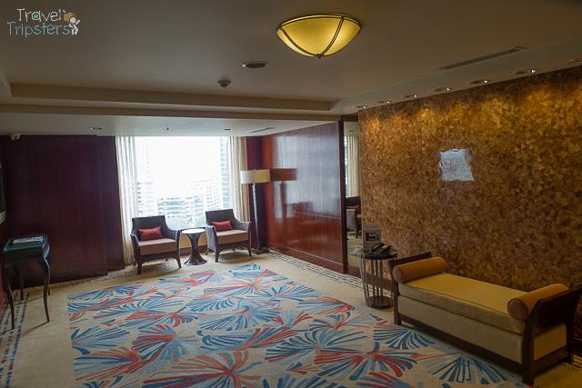 edsa shangrila hotel