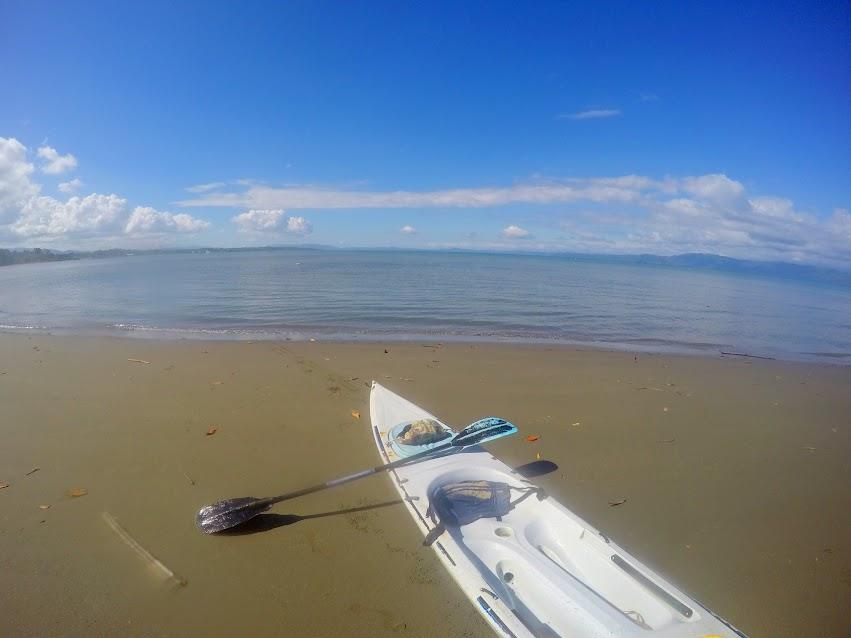 puerto jimenez kayaking