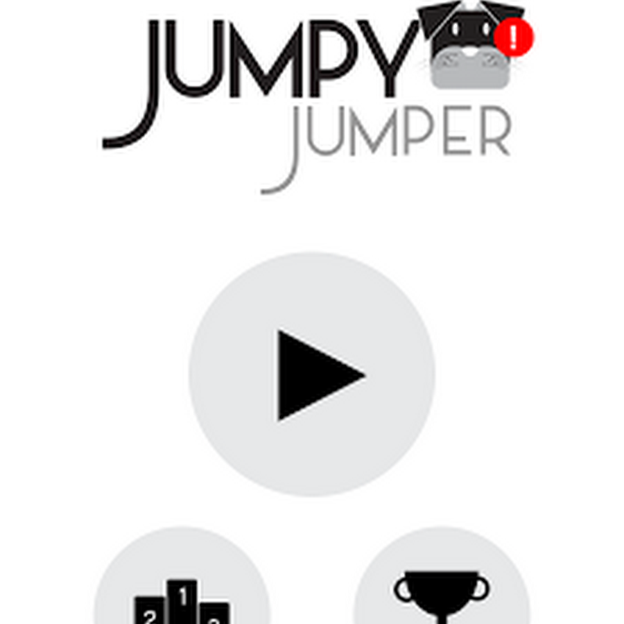 hurru up! get it now  Jumpy Jumper for free on android