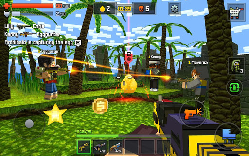 Pixelmon Shooting Hack
