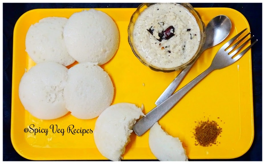 Idli Recipe - Soft and Spongy Idli Recipe - South Indian idli-how to make idli