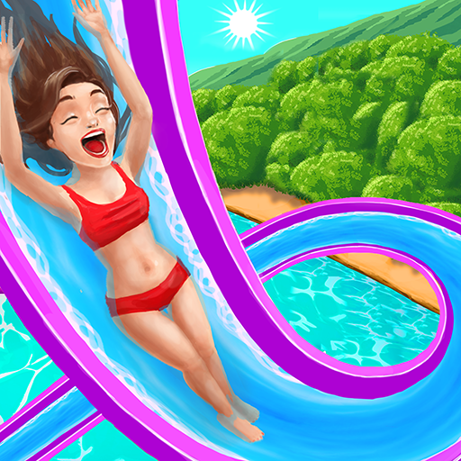 Game Uphill Rush Water Park Racing V.4.3.97 MOD Unlimited Money