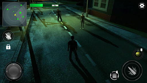 Survival Hazard: Left to Survive in Zombie World