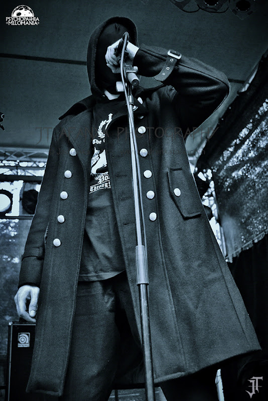 The Committee @Under The Black Sun XVIII, Helenenauer, Allemagne 03/07/2015