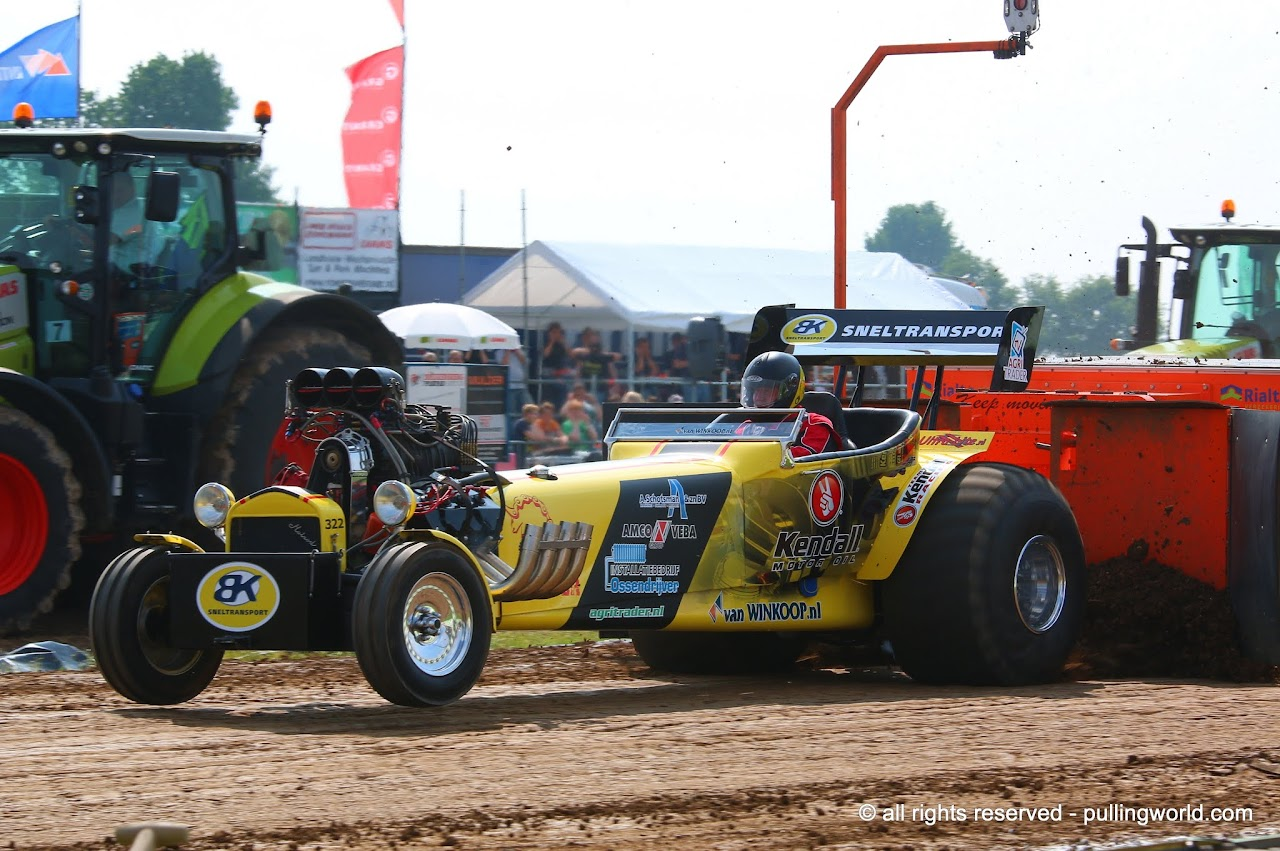 Power Wheels Tractor Pull : Tractor pulling news pullingworld ntto grand