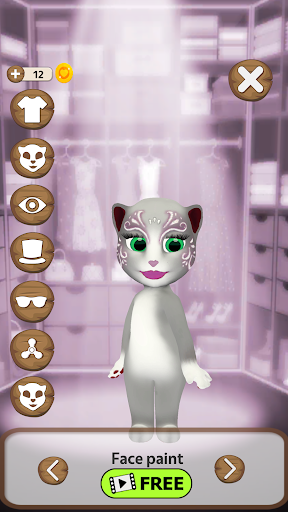 Game biet noi con meo mod cho android