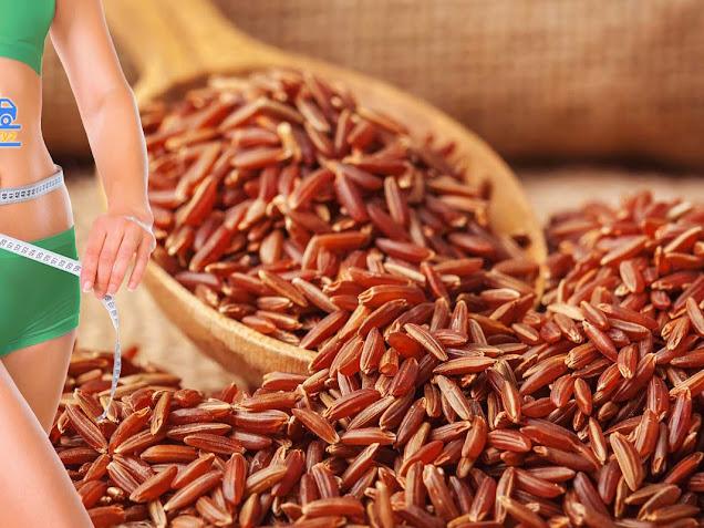 mua gạo lứt huyết rồng giảm cân