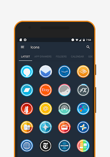 Iris UI - Icon Pack
