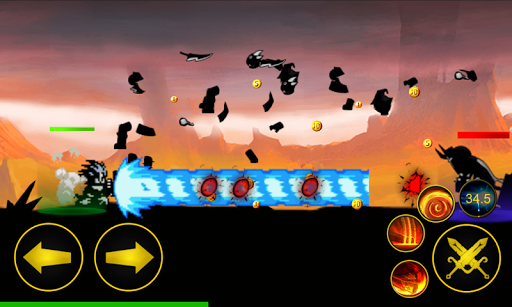 Game Super Saiyan Shadow Stick Battle Hack Mod